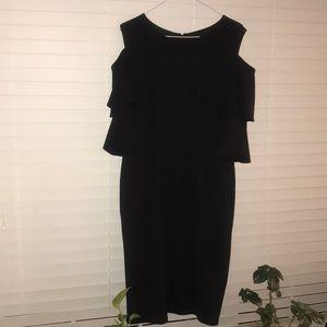 New York & Company Black Dress